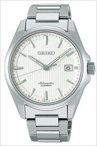 【5年保証対象】セイコープレザージュ腕時計[SEIKOPRESAGE時計]セイコープレサージュ時計[SEIKOPRESAGE腕時計]プレサージュ時計[PRESAGE時計]メンズ/ホワイトSARX013[メタルベルト/メカニカル/機械式/自動巻/シルバー/プレサージュ][送料無料]