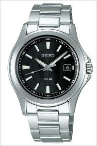 【5年保証対象】セイコースピリット腕時計[SEIKOSPIRIT時計]セイコースピリット時計[SEIKOSPIRIT腕時計]セイコースピリット時計[SEIKOSPIRIT時計]メンズ/ブラックSBPN067[スピリッツ/メタルベルト/ソーラー/シルバー][送料無料][父の日ギフト/人気]