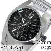 ブルガリ 腕時計 [BVLGARI時計]( BVLGARI 腕時計 ブルガリ 時計 ) エルゴン ( ERGON ) メンズ/腕時計/ブラック/EG40BSSDN [メタル ベルト/機械式/自動巻/メカニカル/スイス/シルバー/オート マチック][プレゼント・ギフト][おしゃれ 腕時計][新生活 入学 卒業 社会人]