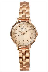 【5年保証対象】ジルバイジルスチュアート腕時計[JILLBYJILLSTUART時計]ジルバイジルスチュアート時計[JILLSTUART腕時計]ジルスチュアート腕時計ジルスチュアート時計ニューヨーク・ニューヨークレディース/ゴールドNJAK001[人気/かわいい][送料無料]