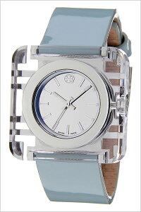 トリーバーチ腕時計[TORYBURCH時計](TORYBURCH腕時計トリーバーチ時計)(IZZIE)レディース/腕時計/シルバー/TRB3004[革ベルト/クオーツ/ライトブルー/ブレスレット/クリスタル/ストーン/アクセサリー/デザイン]