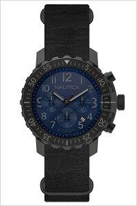 ノーティカ腕時計[NAUTICA時計](NAUTICA腕時計ノーティカ時計)(NMS01CHRONOBOXSET)メンズ/腕時計/ブルー/NAD21509G[正規品/革ベルト/クロノグラフ/クオーツ/防水/新作/ブランド/ブラック/スポーツ/アナログ][送料無料]