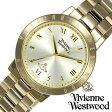 ヴィヴィアンウェストウッド 腕時計 [ VivienneWestwood時計 ]( VivienneWestwood 腕時計 ヴィヴィアンウェストウッド 時計 ) ブルームズベリー ( Bloomsbury ) 腕時計/ゴールド/VV152GDGD [メタル ベルト/クオーツ/アナログ/オーブ モチーフ/オールゴールド] [入学 卒業]