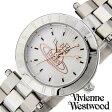 ヴィヴィアンウエストウッド腕時計 VivienneWestwood時計 Vivienne Westwood 腕時計 ヴィヴィアン 時計 ウエストボーン Westbourne レディース/シルバー VV092SL [新作/人気/トレンド/ブランド/ファッション/かわいい/メタル/ギフト/プレゼント][おしゃれ 腕時計][新生活]