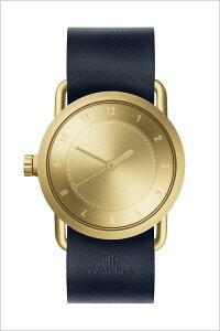 ティッドウォッチ腕時計TIDWatches時計TIDWatches腕時計ティッドウォッチ時計レディース/ゴールドSET-TID01-GD36-NV[新作/人気/流行/ブランド/革/レザーベルト/北欧/シンプル/レディース/ネイビー]