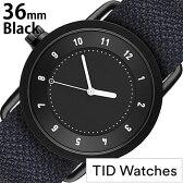 [新製品]ティッドウォッチ腕時計 TIDWatches時計 TID Watches 腕時計 ティッド ウォッチ 時計 レディース/ブラック TID01-BK36-LAKE [正規品/人気/流行/ブランド/革/レザーベルト/北欧/シンプル/ネイビー/革/レザー バンド][新生活 入学 卒業 社会人]