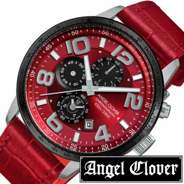 腕時計, メンズ腕時計  Angel Clover Angel Clover LUCE LU44SRE-RE PT10