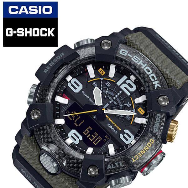 腕時計, メンズ腕時計  5 CASIO CASIO G-SHOCK MASTER OF G MUDMASTER GG-B100-1A3JF