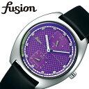 セイコー腕時計 SEIKO時計 SEIKO 腕時計 セイコー 時計 アルバ フュージョン ALBA fusion ユニセックス メンズ レディース パープル AFSK404 [ 人気 ブランド 防水 24時間計 シンプル おしゃれ ファッション 個性的 スーツ ビジネス ] 新生活 プレゼント ギフト