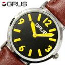 グルス腕時計 GRUS 時計 GRUS 腕時計 グルス 時計 ロービジョンウォッチ レディース 女性 ブラック GRS007-02 [ 人気 ブランド おすすめ 弱視者用 ロービジョン 軽量 薄型 視覚障がい者用 高齢者 年配 プレゼント ギフト ]