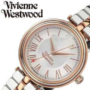 ヴィヴィアンウエストウッド 腕時計 レディース 女性 VivienneWestwood 時計 ヴィヴィアン ウエストウッド Vivienne Westwood ビビアン シルバー 銀 VV168RSSL 人気 ブランド おすすめ おしゃれ かわいい メタル ロゴ 秒針 大人 誕生日 記念日 新生活 プレゼント ギフト