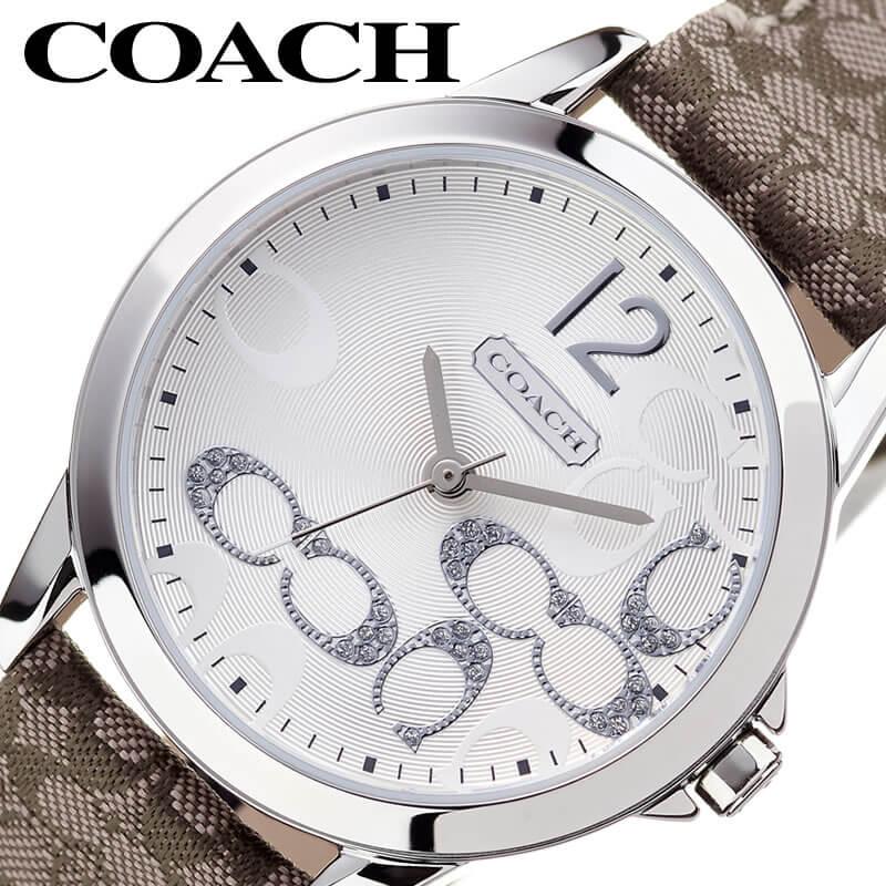 腕時計, レディース腕時計  50 COACH CLASSIC SIGNATURE CO-14501620