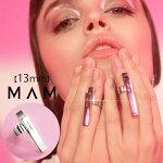 【大注目ブランド】(13mm)MAMジュエリーマムアクセサリー指輪リングMAM937プレートクリップリングスターリングシルバーサステナブル金属アレルギーファランジリングおしゃれかわいい人気大ぶり彼女女性レディース誕生日記念日プレゼントギフト