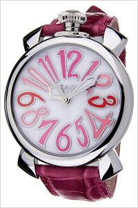 ガガミラノ腕時計[GaGaMILANO時計](GaGaMILANO腕時計ガガミラノ時計)マヌアーレ40MMアッチャイオ(MANUALE40MMACCIAIO)/メンズ/レディース/男女兼用時計GG-5020.6