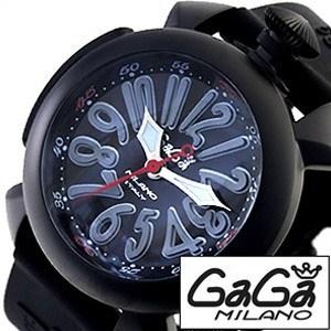 ガガミラノ腕時計[GaGaMILANO時計](GaGaMILANO腕時計ガガミラノ時計)ダイビング48MMチタニオPVD(DIVING48MMTITANIOPVD)/メンズ時計GG-5042