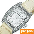 フォリフォリ腕時計[FolliFollie](FolliFollie 腕時計 フォリフォリ 時計 フォリフォリ時計)/レディース時計/S922ZI-SLV-IVY[フォリフォリ IVY/ギフト/プレゼント/ご褒美][ おしゃれ腕時計 ] [新生活 新社会人 入学 卒業]