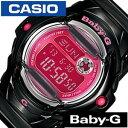 [あす楽]カシオ ベイビーG腕時計[CASIO BABY-G](BABY-G 腕時計 ベイビーG ベイビージー ベビーG 時計 )カラーディスプレイシリーズ(Color Display Series) レディース時計BG-169R-1BJF[ギフト プレゼント ご褒美][おしゃれ 防水 ]