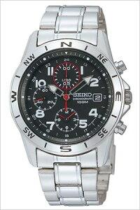 【レビューを書いて特別価格+無料!】セイコー腕時計[SEIKO時計](SEIKO腕時計セイコー時計)クロノグラフ/メンズ時計/SND375PC