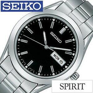 セイコー腕時計[SEIKO時計](SEIKO 腕時計 セイコー 時計)スピリット(SPIRIT)メンズ時計 SCDC085[ギフト プレゼント ご褒美][おしゃれ 腕時計]