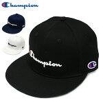 送料無料チャンピオンキャップChampionスナップバックBBキャップロゴCAPブラックホワイトネイビー帽子メンズレディースストリート