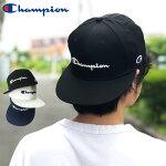 送料無料チャンピオン帽子キャップChampionスナップバックBBキャップロゴCAPブラックホワイトネイビーメンズレディースストリート
