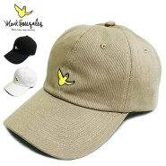 マークゴンザレスキャップMARKGONZALESローキャップメンズレディースゴンズストリートかわいい天使ワンポイントゴンバト刺繍帽子