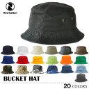 【ゆうパケット対応】ニューハッタン バケットハット バケット キャップ NEWHATTAN BUCKET HAT CAP ブラック ホワイト ブルー グリーン イエロー デニム 帽子 スケート メンズ レディース