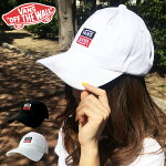 VANSローキャップcapカーブキャップバンズヴァンズ帽子ブラックホワイトReverseVEmbroideryLowCapロゴボックスバーメンズレディーススケートスケーターダブル
