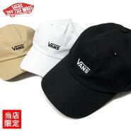 VANSキャップバンズ帽子ローキャップゆうパケット送料無料capカーブキャップヴァンズメンズレディースFlyingVブランドブラックホワイトベージュLowCapロゴボックスバースケートスケーター