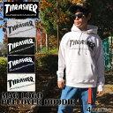 スラッシャー パーカー THRASHER 送料無料 プルオーバー マグロゴ MAG LOGO PULLOVER HOODIE トレーナー フーディー プルオーバー パーカー THRASHER スラッシャー ブラック グレー ネイビー トップス メンズ レディース