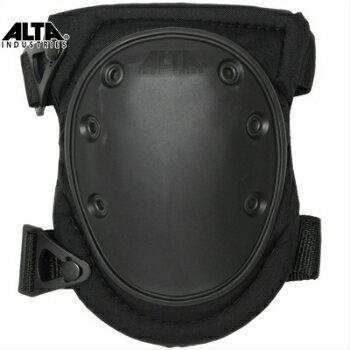 ALTA(アルタ)AltaFLEX AltaLok アルタフレックス ニーパッド ブラック アルタロック [EMT][DMAT][ラバーキャップ+コーデュラ][ミルスペック][膝当て/ひざあて]