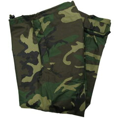 米軍実物 US Cold Weather Camouflage Trousers Woodland