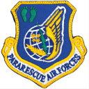 【ミリタリーパッチ】PARARESCUE Air Force...