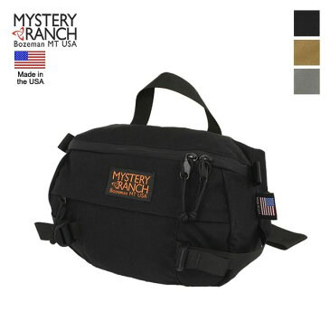 MYSTERY RANCH(ミステリーランチ)ヒップモンキー ウエストバッグ Hip Monkey [Coyote][MADE IN USA]【送料無料】