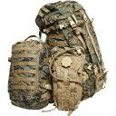US(米軍放出品)USMC ILBE パックシステム MARPAT [海兵隊大型遠征用バッグパック完全セット][未使用品][PROPPER社製][Arc'teryxデザイン]・・・