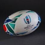 【RWC2019】ラグビーワールドカップ2019ギルバートレプリカボールラグビーボール5号GB9011