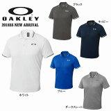 【OAKLEY】 オークリー エンハンス テクニカル ポロシャツ 半袖 434199JP