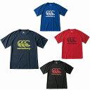 【CANTERBURY】 カンタベリー トレーニング Tシャツ 半袖 ラグビー【RG39007】 1
