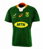 【SPRINGBOKS】ラグビー南アフリカ代表スプリングボクスレプリカホームジャージ20202111A599ラグビージャージ