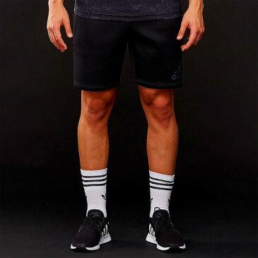 【ALL BLACKS】 adidas アディダス オールブラックス レジャー ショーツ ハーフパンツ ボンディング ラグビー DMQ08