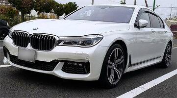 BMW740iMスポーツ