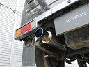 ジムニー マフラー JA11V JA11C ターボ 【車検対応/送料無料】 ロッソモデロ Ti-C マフラー チタンテール