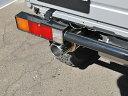 ジムニー マフラー JA12W JA12V JA22W ターボ 【車検対応/送料無料】 ロッソモデロ GT-8 マフラー