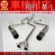 ロッソモデロ MAD ZEEKS GT8マフラー ■ ホンダ オデッセイ DBA-RB1 / UA-RB1  M / L