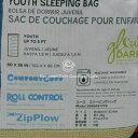 あす楽【Colemanコールマン】YOUTH COMFORT SMART SLEEPING BAG子ども用寝袋【ブルー】ユーススリーピングバッグ66×152.4cmキッズ寝袋 キャンプ用品 3
