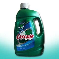 ★カスケードcascade【液体】大容量お得/液体洗剤3.54kg/コンプリート/食洗機用洗剤食器洗い乾燥機
