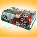 おいしく手軽に野菜を取れる!【V8】100%ベジタブルジューストマト&野菜 340ml×24缶トマト...