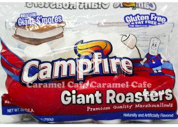 【Campfire】ジャイアントロースター ビッグサイズマシュマロ 793gバーベキューBBQジャイアントサイズマシュマロ【輸入食材 輸入食品】