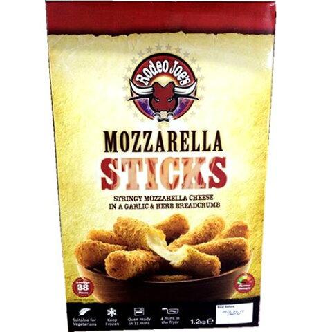 予約商品【Rodeo Joe's】モッツァレラチーズフライ 1.2kgMOZZARELLA STICKS【輸入食材 輸入食品】