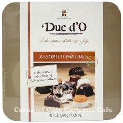 【Duc d'O】(デューク・ドー)プラリネチョコレート500g ベルギーチョコレートアソート…